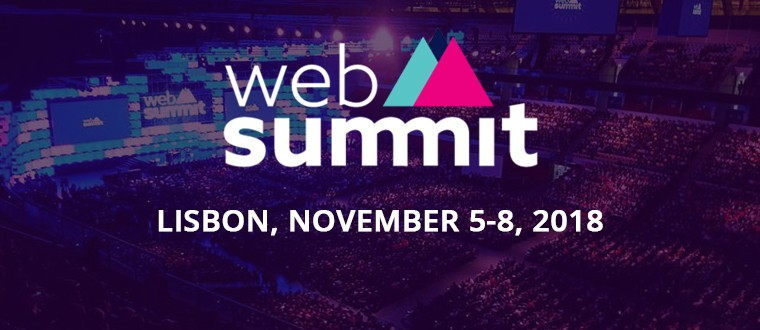 WEB SUMMIT - Lisbonne