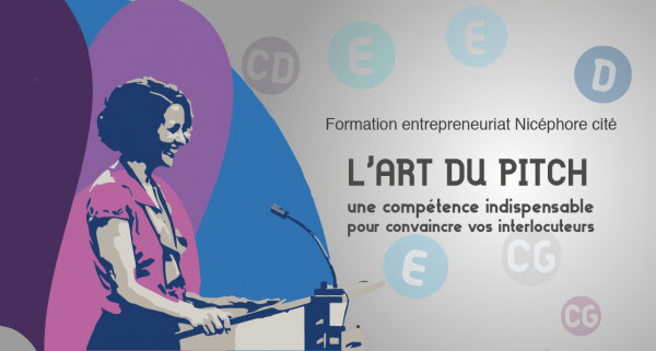 Formation : L'art du pitch