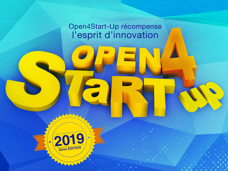 Concours Open4Start-up #3