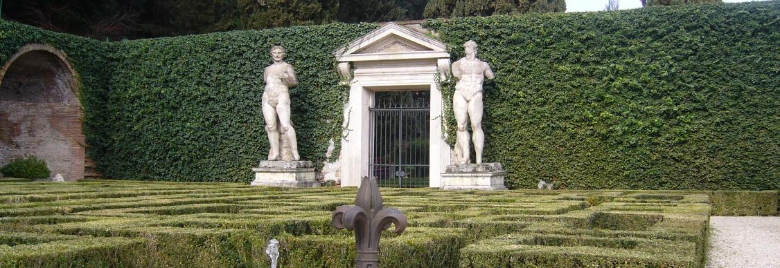Palais et villas de Rome